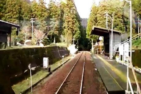 樽見鉄道 鍋原駅snapshot