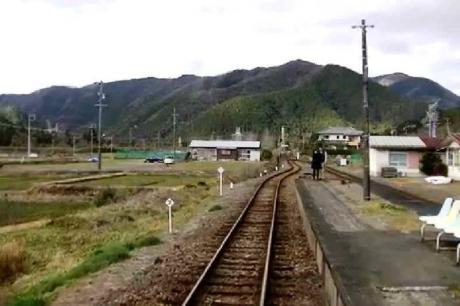 樽見鉄道 神海駅snapshot