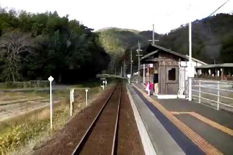 樽見鉄道 織部駅snapshot