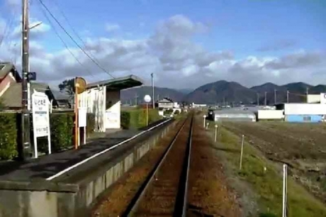 樽見鉄道 糸貫駅snapshot
