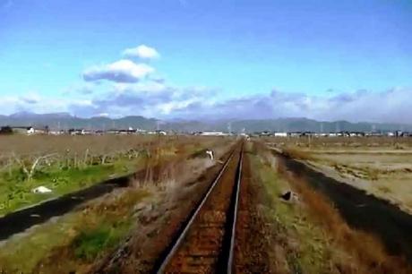 樽見鉄道 瑞穂市十八条付近snapshot