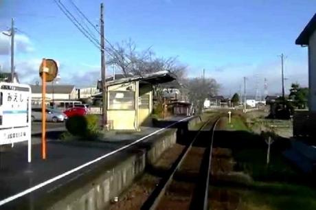 樽見鉄道 美江寺駅snapshot