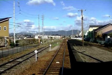樽見鉄道 北方・真桑駅snapshot
