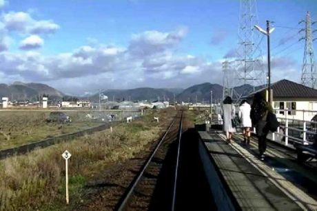 樽見鉄道 モレラ岐阜駅snapshot