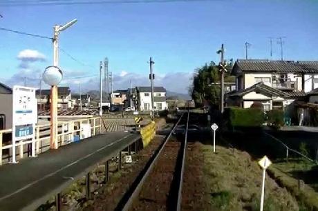 樽見鉄道 横屋駅snapshot
