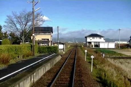樽見鉄道 十九条駅snapshot