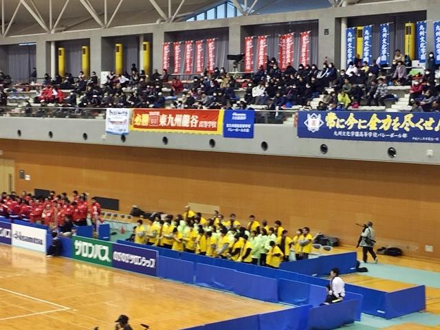 九州高校バレー6