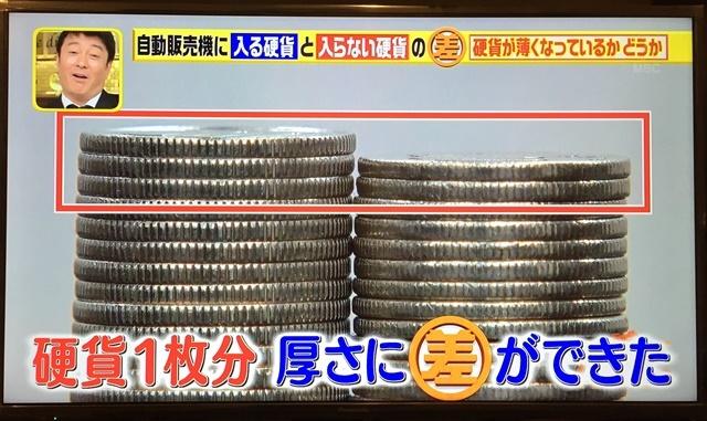 硬貨の差8