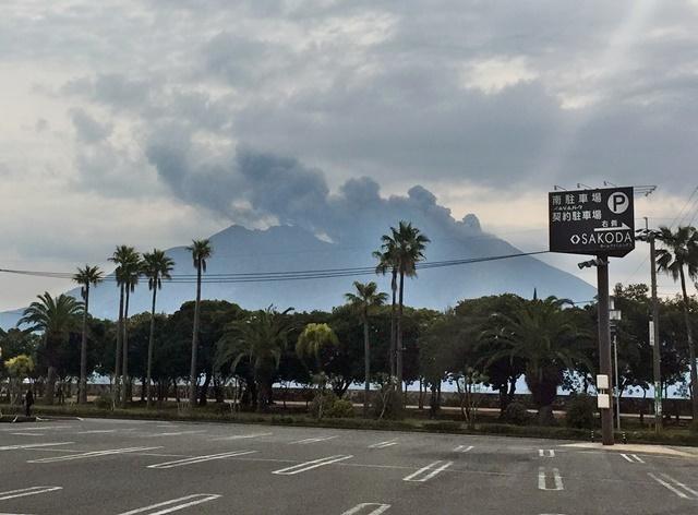 桜島噴煙1-1