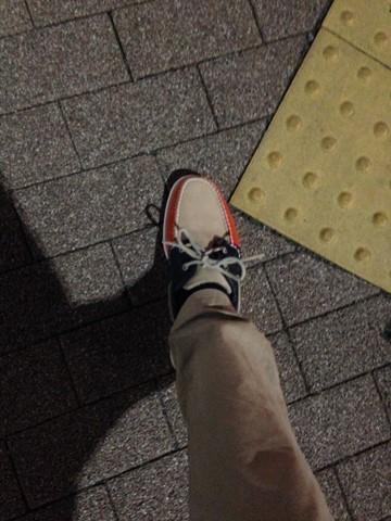 プレゼントしてもらった靴 (コピー)