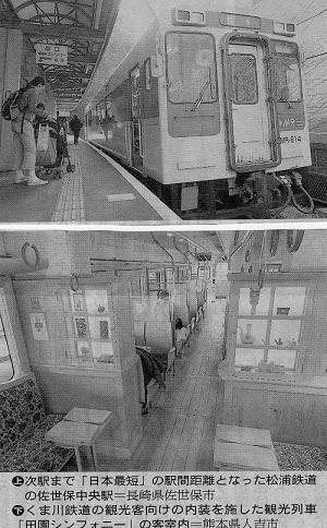 三セク列車