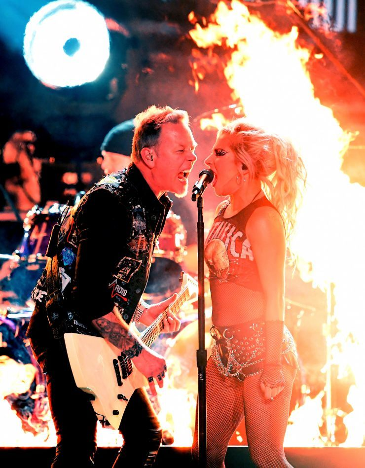 Metallica Gaga