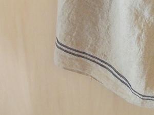村娘タブリエブルーライン裾