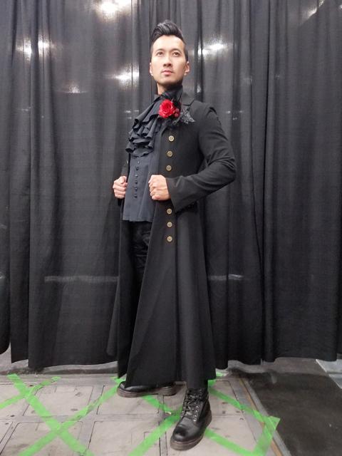 アニメマツリ ファッションショー