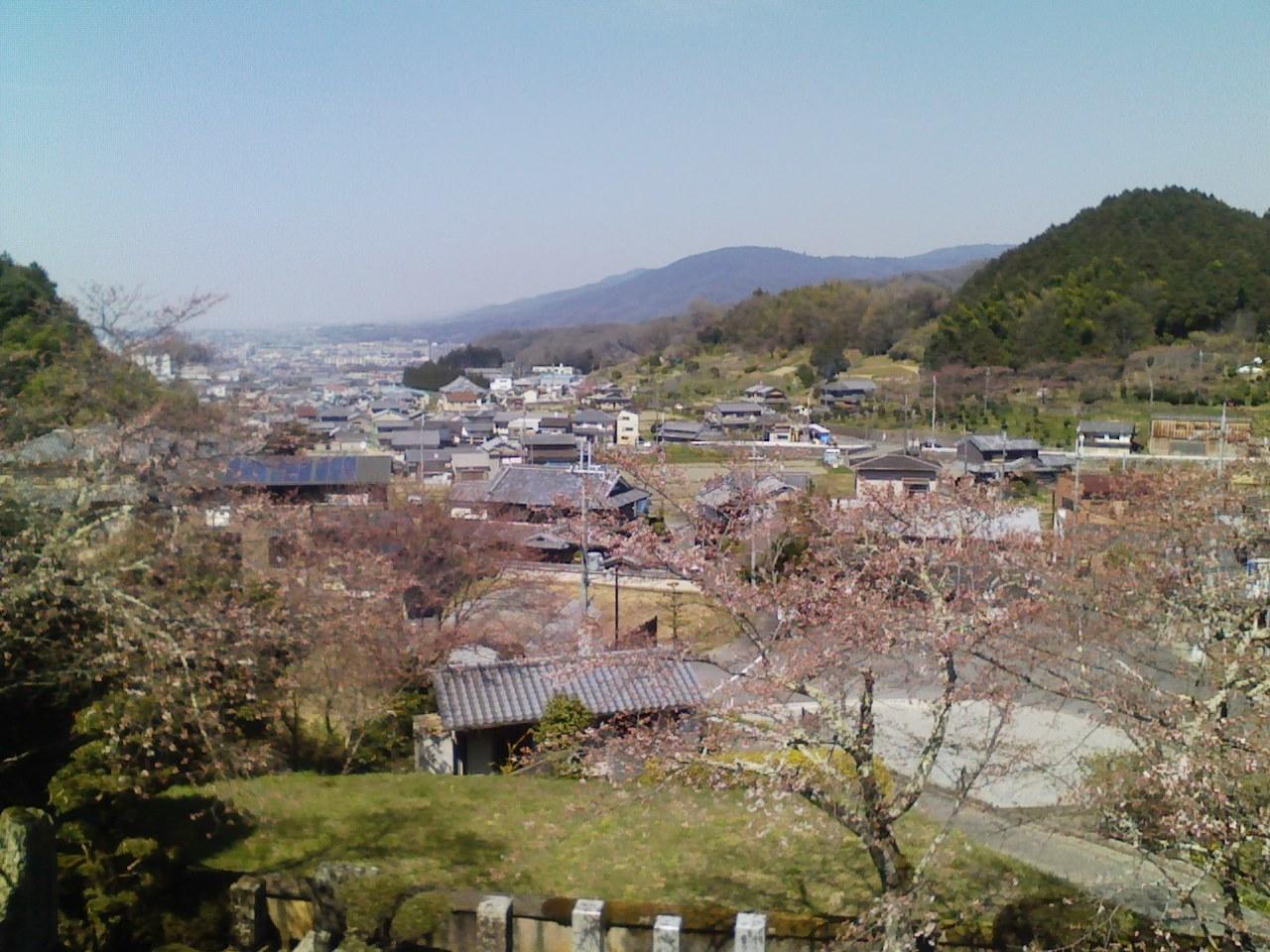 2017 04_04_山門から