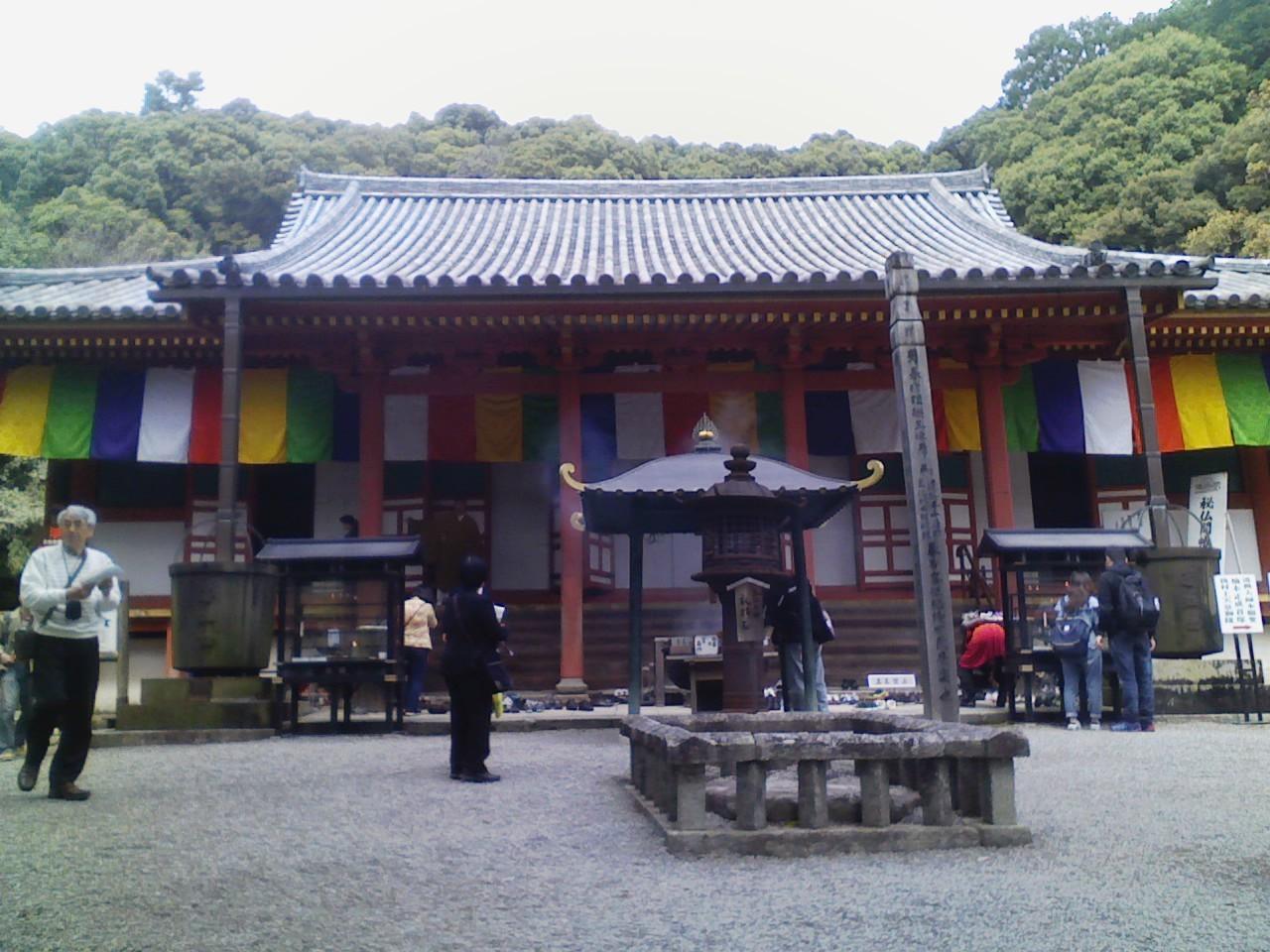 2017_04_18_観心寺・金堂