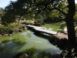 長瀞峡の石橋