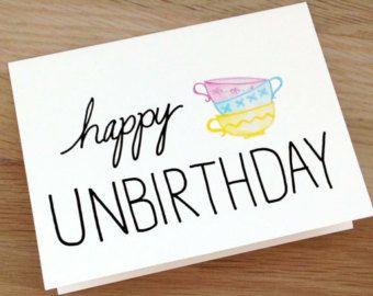 UNBIRTHDY-アンバースデイ 非誕生日
