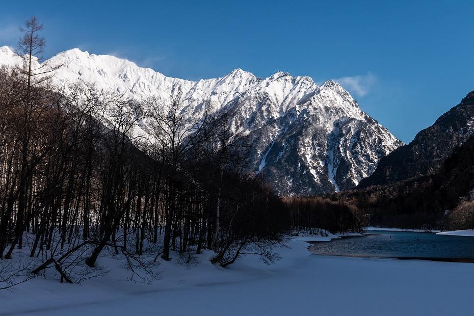 2017.02.24上高地_大正池2