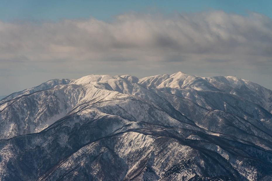 2017.02.04荒島岳からの展望21