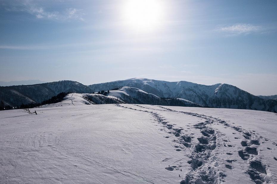 2017.03.04大長山_取立山から鉢伏山展望4