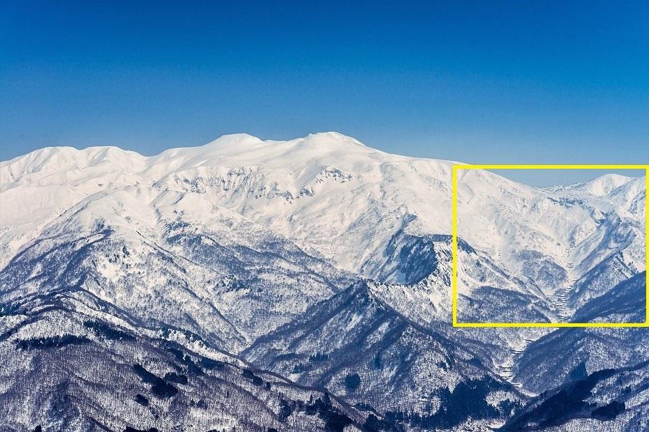 2017.03.04大長山_鉢伏山から大長山直前まで16