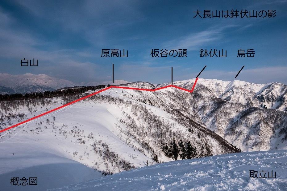 2017.03.04大長山展望と下山21