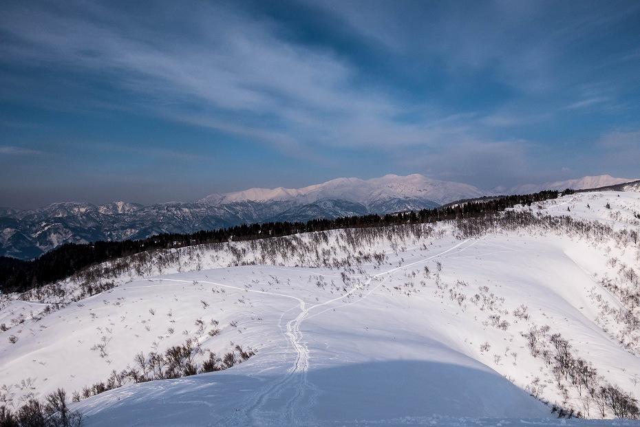 2017.03.04大長山展望と下山20