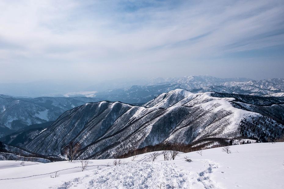 2017.03.04大長山展望と下山16