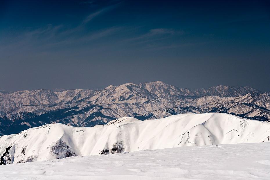 2017.03.04大長山展望と下山10