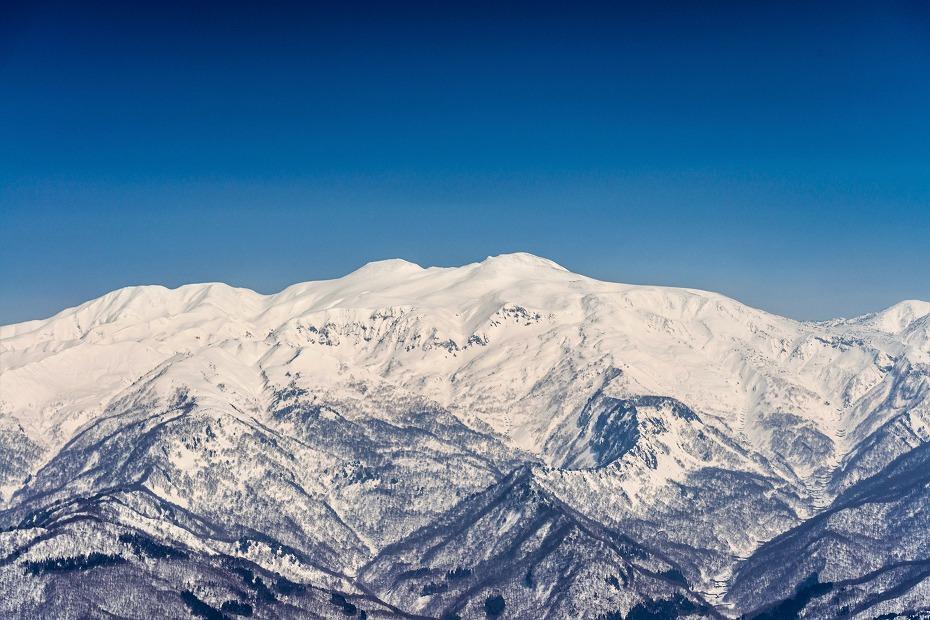 2017.03.04大長山展望と下山1