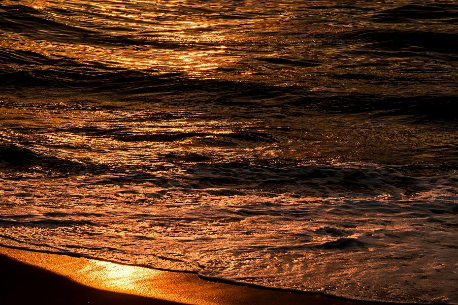 2017.03.22内灘海岸の夕焼け2