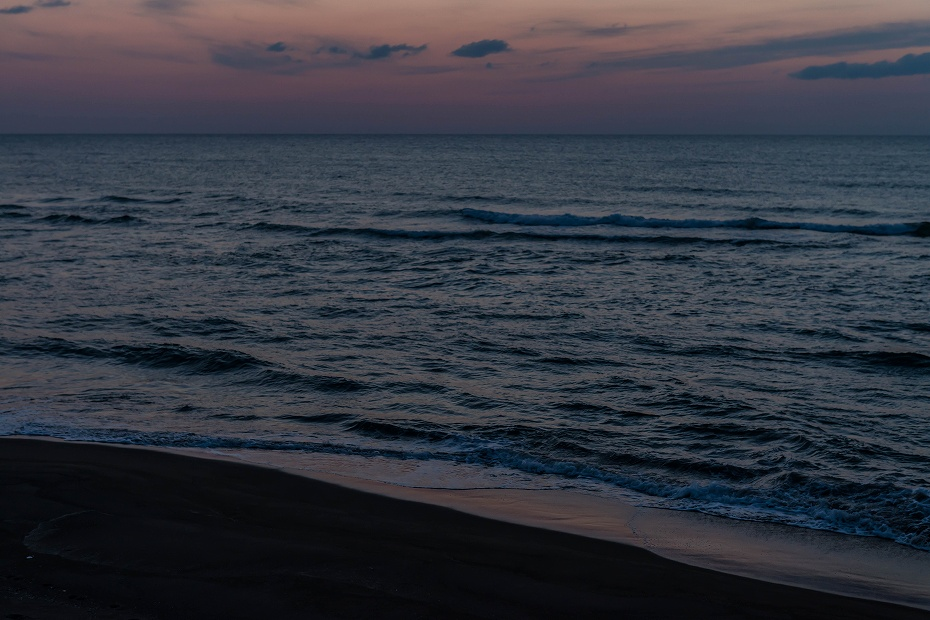 2017.03.25内灘の夕焼け7