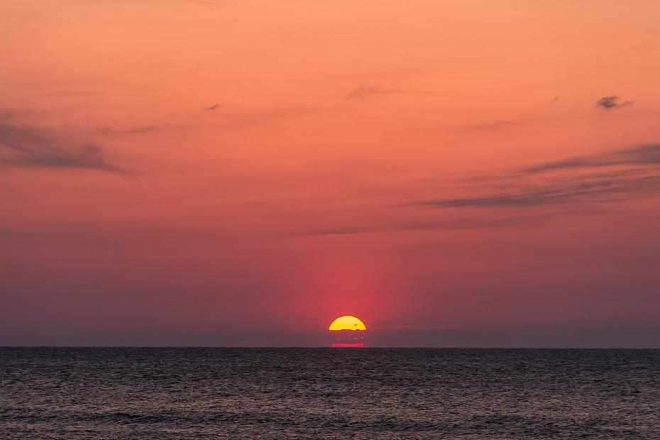 2017.03.25内灘の夕焼け5