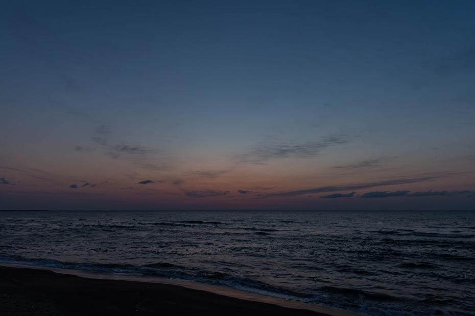 2017.03.25内灘の夕焼け6
