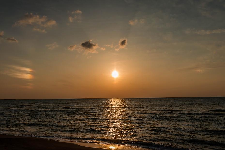 2017.03.25内灘の夕焼け1