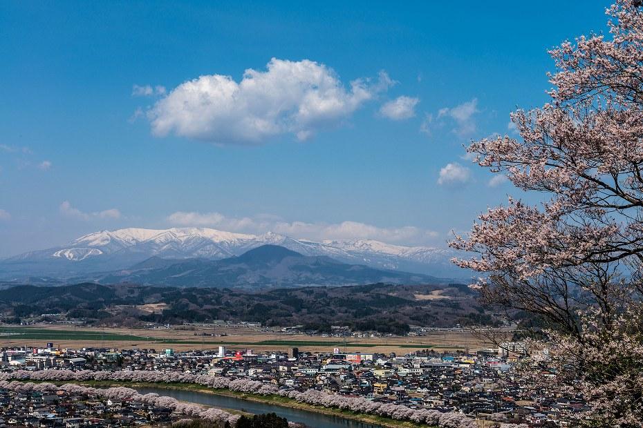 2017.04.16船岡城址公園からの展望4