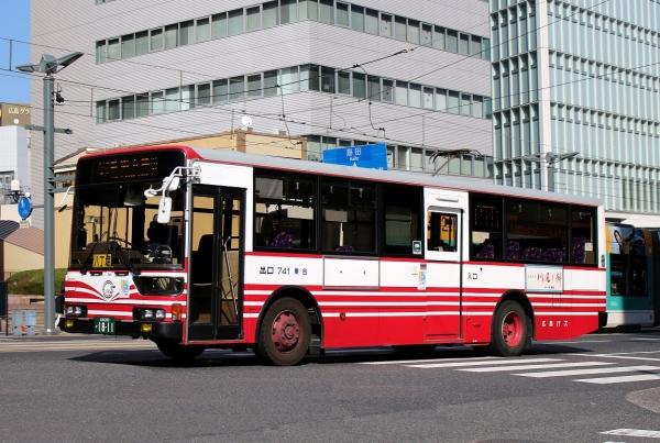 広島200か1811 741