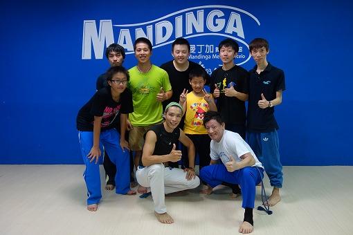 Mandinga Taipei訪問 2014年6月
