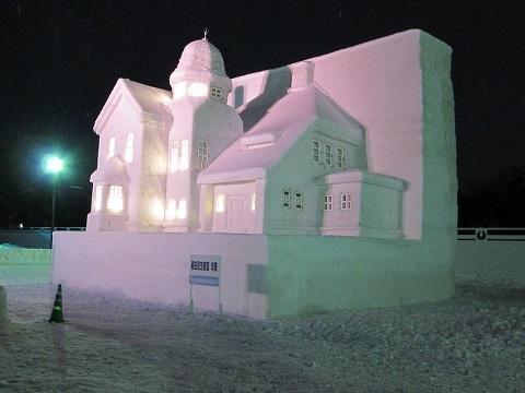 雪像IMG_4888