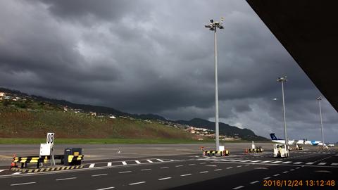 マデイラ空港1