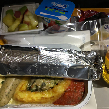 機内食09