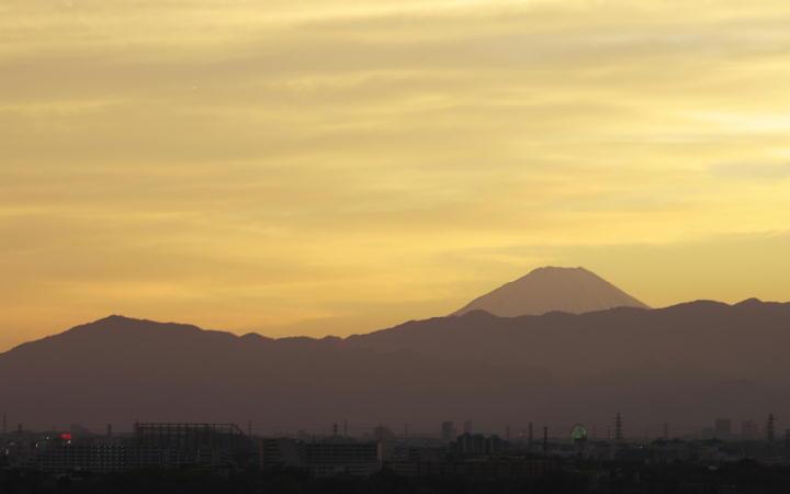 4月18日 18.14 富士山