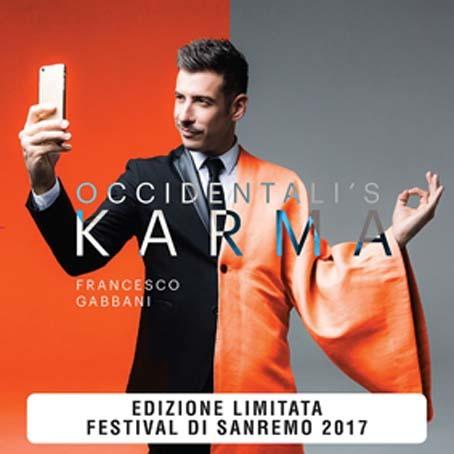 Francesco Gabbani 2017