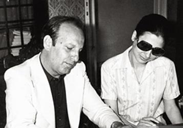 Alfredo Rossi e Rosanna Fratello