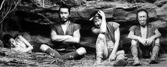 「隠し砦の三悪人」