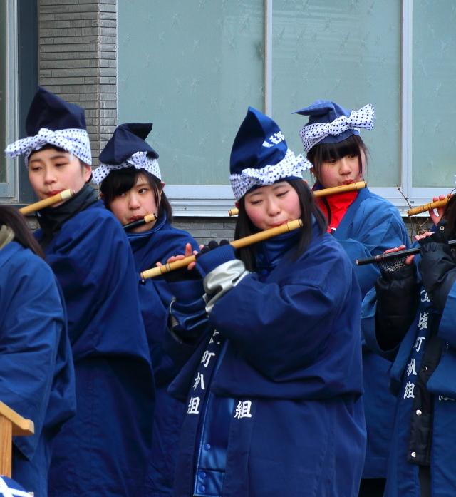 笛吹き女子5