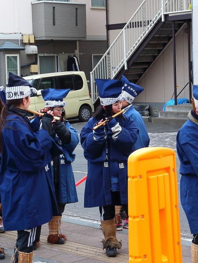 笛吹き女子4