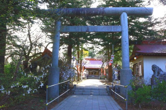 長者山神社4