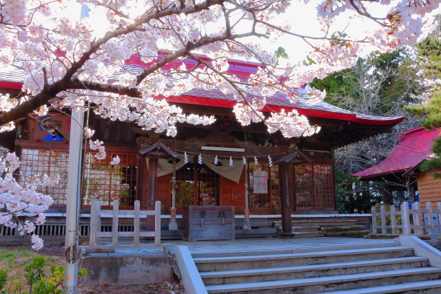 長者山神社5